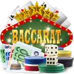 Play live dealer baccarat casino online
