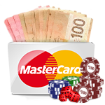 Mastercard Online Canadian Casino