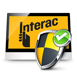 Deposit/Withdrawal Quick and Easy with Interac